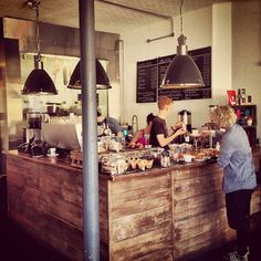 The Coffeeworks Project in Islington, Greater London