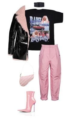 """""""roll with the set, roll with the best."""" by cymonejanae ❤ liked on Polyvore featuring Bottega Veneta, Christopher Kane, Christian Dior and Chanel"""