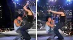 Kenny Chesney & Gretchen Wilson Get Up Close And Steamy In Fiery 'Hurts So Good' Duet