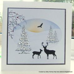 The lovely Debby  is again hosting Favourite five Christmas cards. Here are mine, although with making them throughout the year I had to ...
