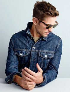 west coast // denim, sunglasses, tshirt, menswear, mens style, mens fashion