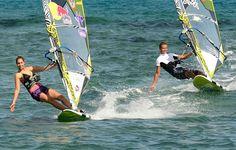 Costa Teguese windsurfing