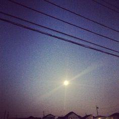 Beautiful moon!!!