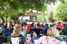 Concerts In The Park Returns in June