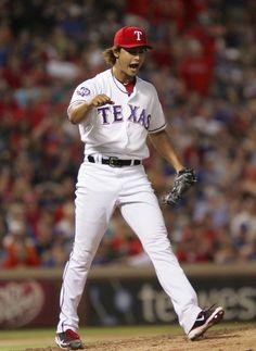 MLB: Astros 2 (27-37, 9-23 away) Rangers 6 (38-27, 18-12 home) FINAL  Top Performer- TEX: Y. Darvish, 8.0 IP, W, 7 H, 2 ER, 11 K  keepinitrealsports.tumblr.com  keepinitrealsports.wordpress.com  Mobile- m.keepinitrealsports.com