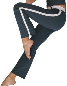 EXERCISE YOGA FITNESS WORKOUT PANTS g Poly-Spandex
