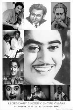 #Legendary #Kishore #Kumar