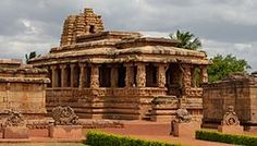 (from wiki pg) (Lesser known) #TemplesOfIndia: TEMPLES OF INDIA: by www.TopUpYourTrip.com @topupyourtrip ~ Aihole in North Karnataka: Cradle, Training Complex of South Indian Temple Architecture, with around (complete & incomplete) 125 Temples from 5th~6th Century AD Chalukya Dynasty, during India's brilliant Classic Period...   500 kms north of Bangalore, 140 kms NW from Hampi, close to Badami.