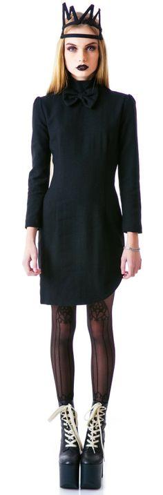 L'ecole des Femmes In the Mood Dress | Dolls Kill