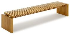 Onda Bench - contemporary - benches - miami - by Rotsen Furniture
