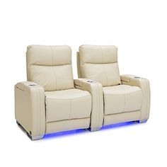 """Ultimate comfort yet! The Seatcraft Solstice home theater seat comes the new """"Power Lumbar Support"""" to adjust and support evenly against the lower back natural curvature to reduce strain, improve comfort and relaxation. The Solstice comes in black, brown, and red grade 7000 leather material opt... more details available at https://furniture.bestselleroutlets.com/game-recreation-room-furniture/tv-media-furniture/home-theater-seating/product-review-for-seatcraft-solstice-le"""