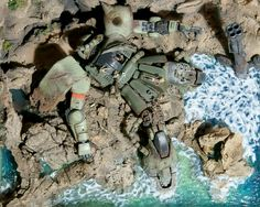 Gundam Diorama Masters | Filed In: Gundam , Master Grade , Model Kit | Posted by maggots666 ...