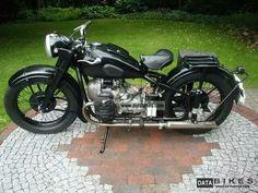 M72 clasic solo bike
