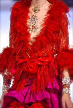 Christian Lacroix Couture F/W 2006