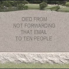 Real tomb stone? Classic....what a great sense of humor, a great way to go leaving a smile ;)