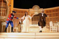 Sevil Berberi operası sahnede - Kadıköy Belediyesi Süreyya Opera Sahnesi'nde