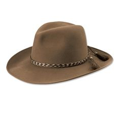 edd28bb714776 Just found this Mens Fur Felt Hat - Kettle Hill Fur Felt Hat -- Orvis