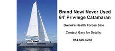 Large Catamarans for Sale