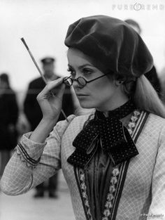 Catherine Deneuve ~ From the 1968 MGM production of Mayerling.
