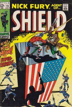 Nick Fury, Agent of SHIELD 013