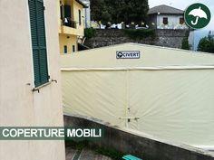 #capannoni in #pvc Civert. Le nostre #coperture non temono né #vento né #neve!