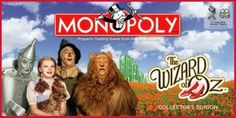 Wizard of Oz Monopoly  I need this