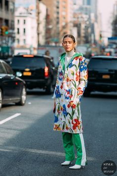 Emili Sindlev by STYLEDUMONDE Street Style Fashion Photography NY FW18 20180209_48A2348