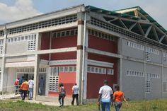 GDC inspeccionó planta procesadora de alimentos en construcción ubicada en Caucagua