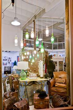 Wabi Sabi, Shopping, Furniture, Home Decor, Ideas, Window Displays, Sevilla, Tents, Interior Design