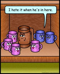 Inanimate Objects - Hate It