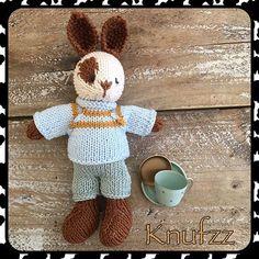 Little cotton rabbit medium size