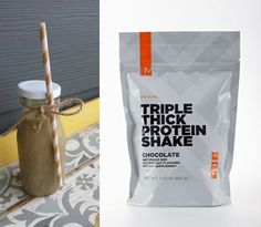 Triple Thick Protein Shake! USE CODE 298213 to get $10 OFF any purchase!!
