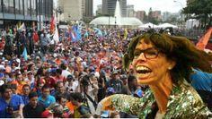 """Así se desinformo sobre las marchas en Venezuela para generar un ambiente de violencia. La Argentina alertó sobre un """"intento de desestabilización"""". Laura Alonso, diputada PRO le dijo """"basura servil"""" a Capitanich por sus declaraciones. http://elclubdelasnoticias.blogspot.com.ar/2014/02/manipulacion-mediatica-y-exabrupto-pro_13.html"""