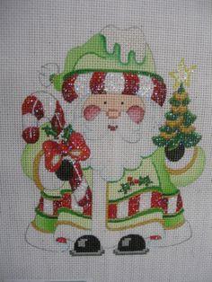 Strictly Christmas squatty Santa