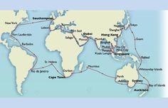 queen mary 2   TransAtlantic May 2012