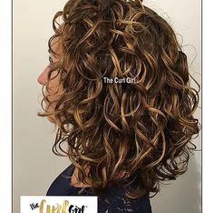 Florida's Curly Hair Expert™ custom sculpted curly hair cut styled with – Favorites Hair Styles Curly Hair Tips, Short Curly Hair, Curly Hair Styles, Curly Girl, Medium Curly, Frizzy Hair, Color For Curly Hair, Permed Hairstyles, Medium Length Curly Hairstyles