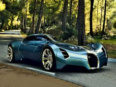 Bugatti Aerolithe Concept -- Curated by: Williams Automotive | 1790 KLO Rd. Kelowna | 250-860 2812