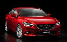 Mazda 6 HD Wallpaper Background