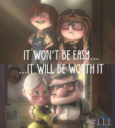 ~ ellie & carl ~