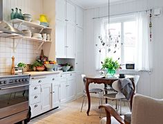 My Bohemic home: Inspiration kök