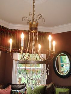 Julie Neill Chandelier from New Orleans