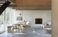 Midcentury house remodel in North Vancouver at Grouse Mountain by Scott and Scott Architects | Remodelista