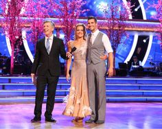 James Maslow and Peta Murgatroyd danced the Viennese Waltz on week 8 of 'Dancing With The Stars' on May 5, 2014.