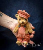 Yumi Camui - Artist Bears and Handmade Bears