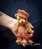 Yumi Camui - Artist Bears and Handmade Bears