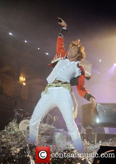 Mika performing at Radio 2 Live in Blackpool Sept. 5th 2009
