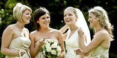 bride and bridesmaid wedding photography - Google Search