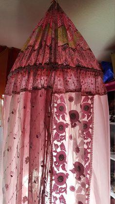 bohemian bedchair canopy meditation tent festival tent silent retreat readingstudy nook garden canopy dorm room by bohemianstitchesus - Maroon Canopy Design
