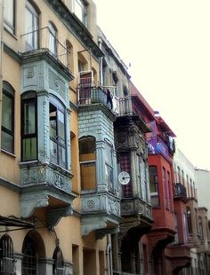 Houses In Istanbul | Flickr - Photo Sharing!