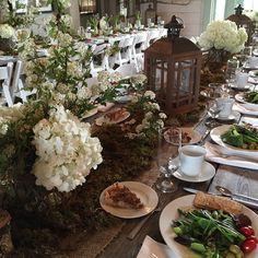 Farm to table.  Do you agree? #gardening #homemade #mossmountainfarm #tablescape #joy #homegrown #recipe #americangrown #bonnieplants #sharethebounty #MyShopPAllen #farm